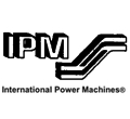 International Power Machines (IPM) logo