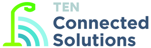 TEN Connected Solutions. logo